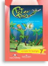 Чтение на английском языке в 7 классе Питер Пэн