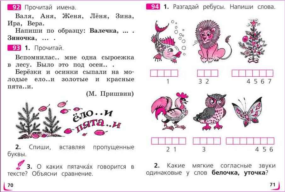 Сайт Начальная школа Издательство Просвещение Полякова А  Новости