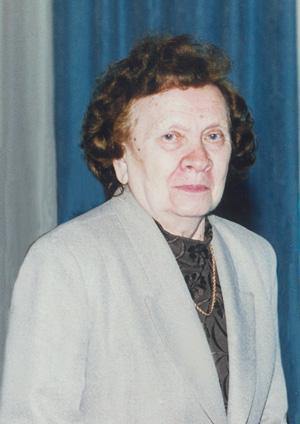 Верещагина Ирина Николаевна