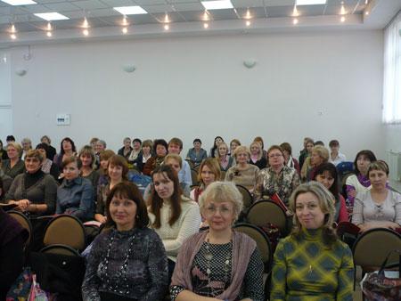 Семинар в Кемерово 1