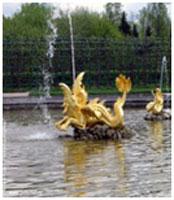 "fountain ""Mezeumny"""