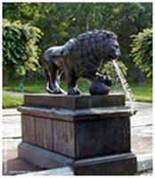 """Sentry lion"""
