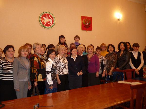 семинар в Казани