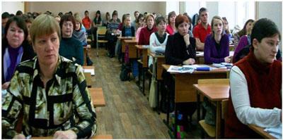 Межрегиональная научно-практическая конференция в Вологде