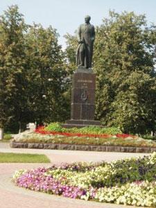 Dzerzhinsky square