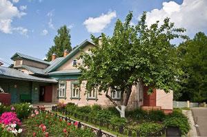 Chkalov's House