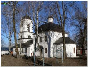 Ivan the Warrior Church