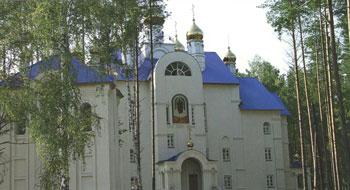 Женский монастырь в честь иконы Божьей Матери Спорительница хлебов