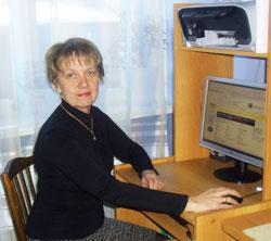 Свиридова Елена Ювенальевна