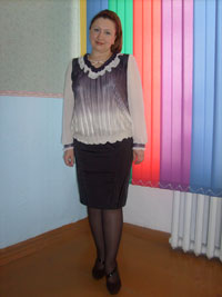 Раевская Галина Дмитриевна