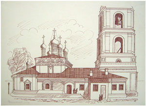 Nicolayevsky (Nicolsky) nunnery