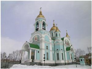 Sergei Radonezhski Cathedral