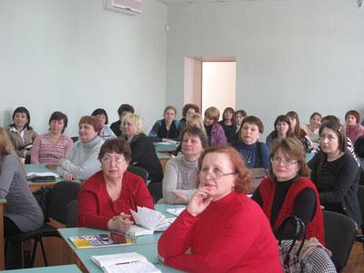 Авторский семинар в Саратове