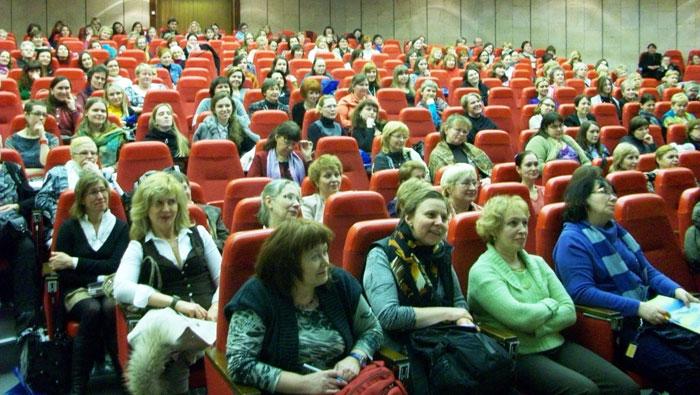 Семинар 24 марта 2012 г. в Санкт-Петербурге