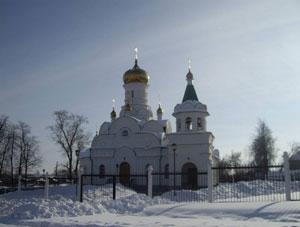 Troitskaya church