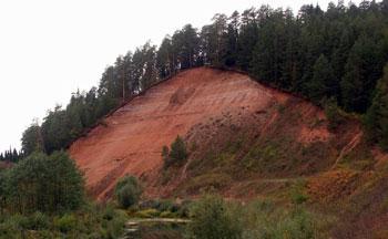 The hill Bygurez