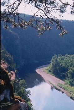 Верховья реки Белой (Агидели)
