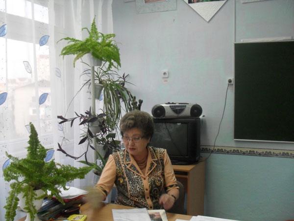 Natalia Ustinovna Leontieva