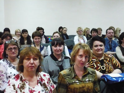 Семинар в Ставрополе