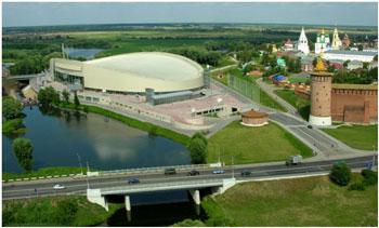 The Kolomenka river