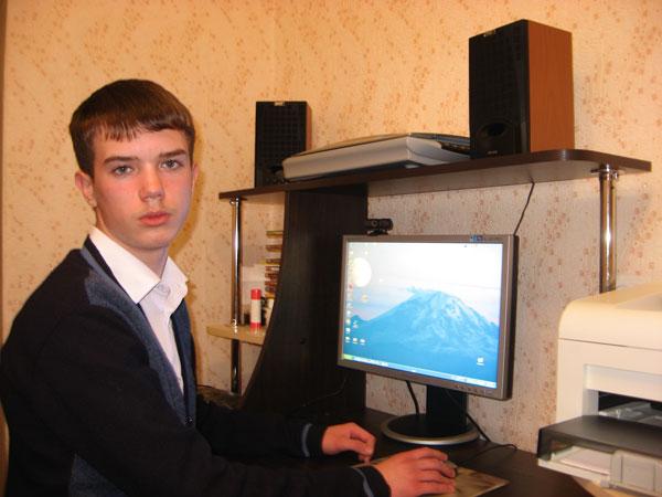 Инжеватов Кирилл