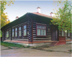 House-museum of P.P.Bazhov