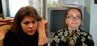 Подчасская Елена Сергеевна, Пин Ольга Леонидовна