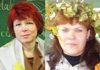 Подчасская Елена Сергеевна, Козловская Ольга Георгиевна