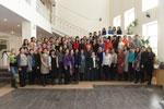 Фото на память с участниками семинара, (участники семинара), коллективное фото участников семинара