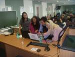 Большой интерес у участников семинара вызвали электронные приложения к учебникам для начальной школы