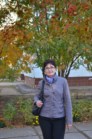 Борисова Наталья Михайловна