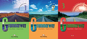 Grammarway 1-3  (Beginner to Intermediate level)