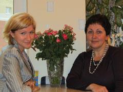 Кюршунова Светлана Борисовна, Шаферова Ирина Валерьевна
