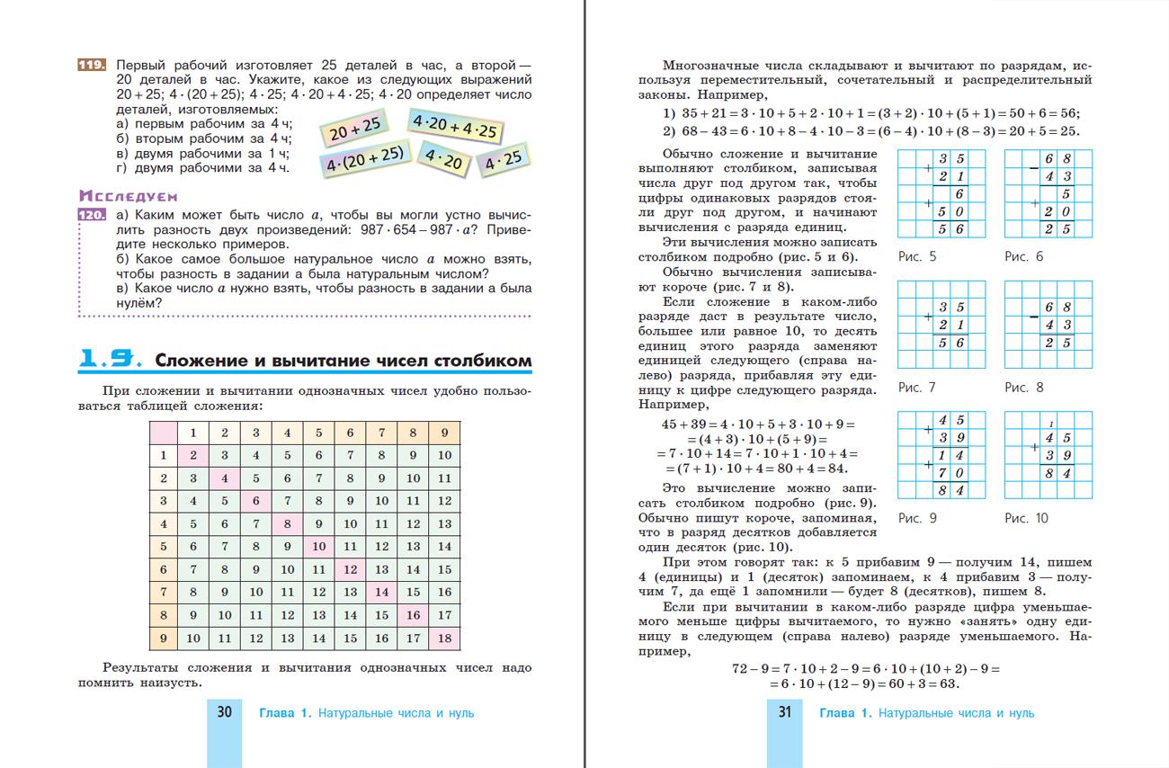 учебник по математике 6 класс никольский