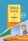 Skills Builder, уровни Starters, Movers, Flyers