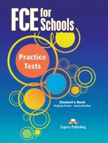 FCE for Schools Practice Tests