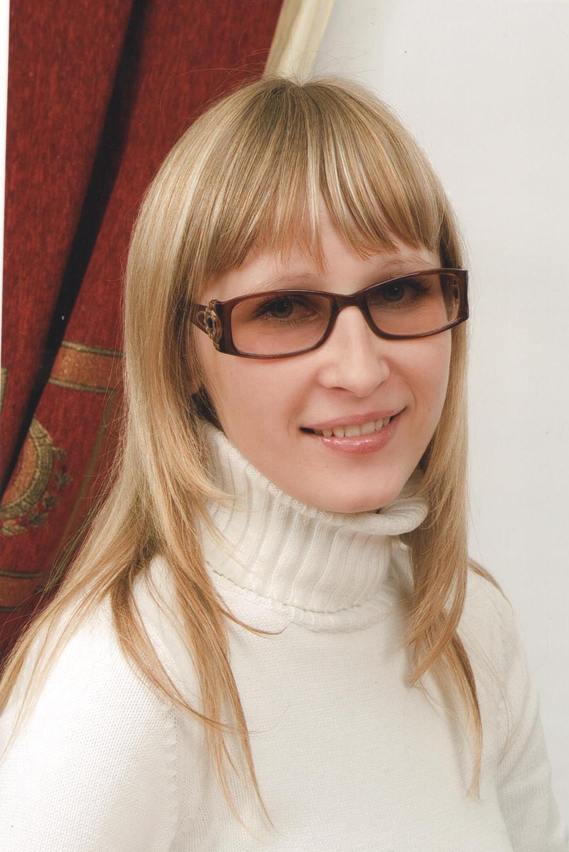Аристова Евгения Викторовна