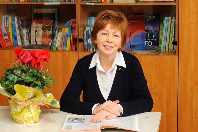 Орешина Ирина Борисовна