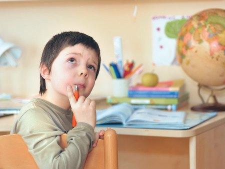 Как помочь ребенку самостоятельно выполнять домашние задания