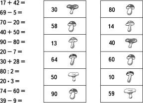 Математика 3 класс решение задач без ответов